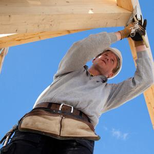 authentic carpenter frame wood